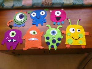 felt monsters 2
